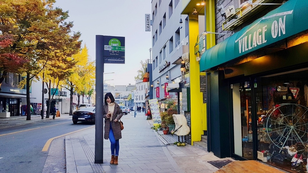 #Mytour: Trai nghiem mua thu Han Quoc dep nhu tranh cua co gai Viet hinh anh 15