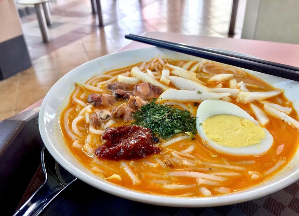 10 mon Michelin duoi 5 USD phai thu khi toi Singapore hinh anh 1