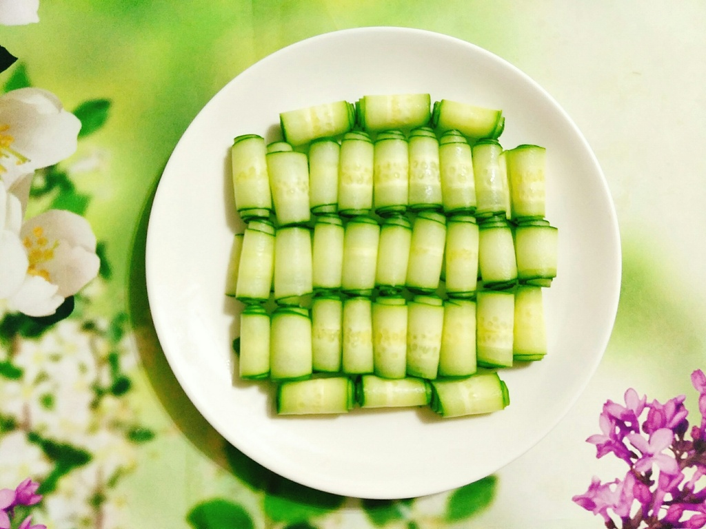 Cach lam salad dua leo chua cay anh 4