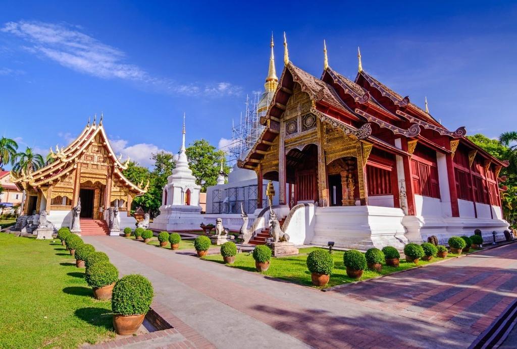 9 trai nghiem van hoa chua thu coi nhu chua toi Chiang Mai hinh anh 7