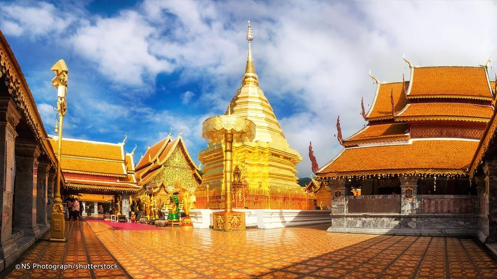9 trai nghiem van hoa chua thu coi nhu chua toi Chiang Mai hinh anh 10