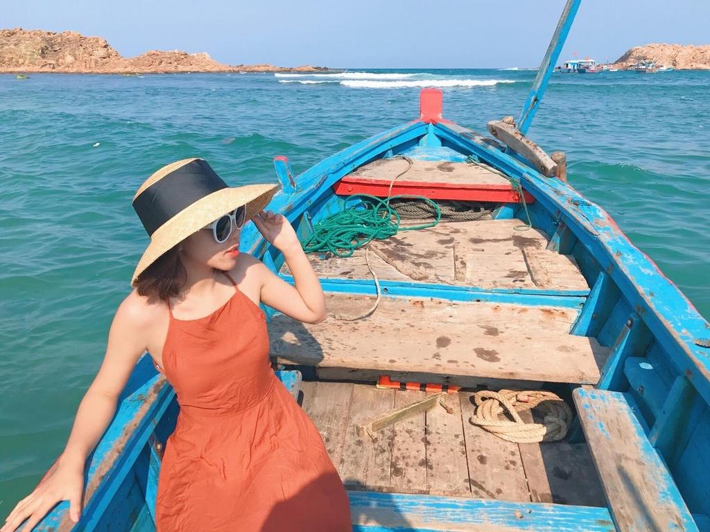 #Mytour: 5 trieu dong kham pha tron ven bien dao Quy Nhon - Phu Yen hinh anh 3