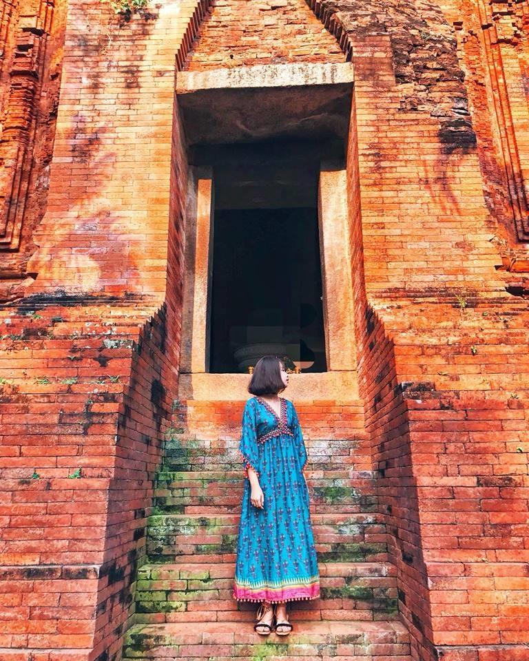#Mytour: 5 trieu dong kham pha tron ven bien dao Quy Nhon - Phu Yen hinh anh 25