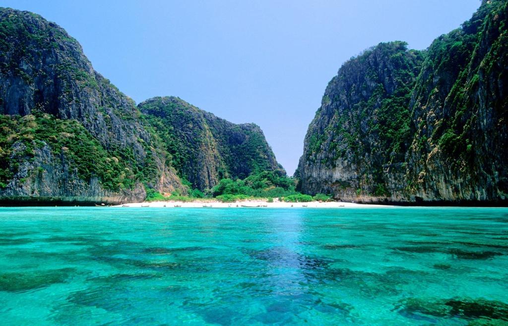 пхи пхи таиланд фото пляжи вопрос