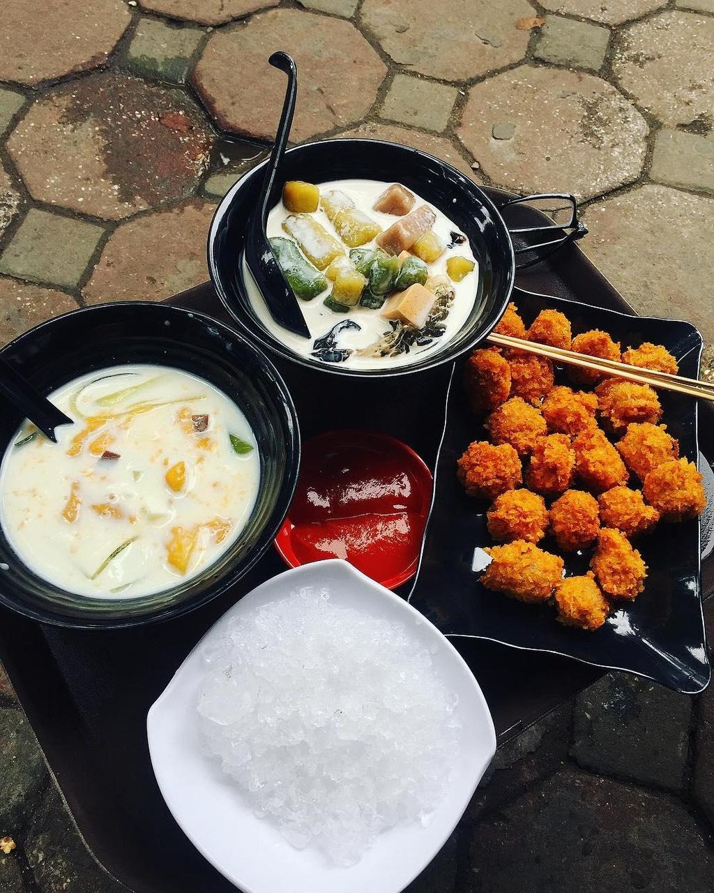 Hàng chè Thái ngon tại Hà Nội