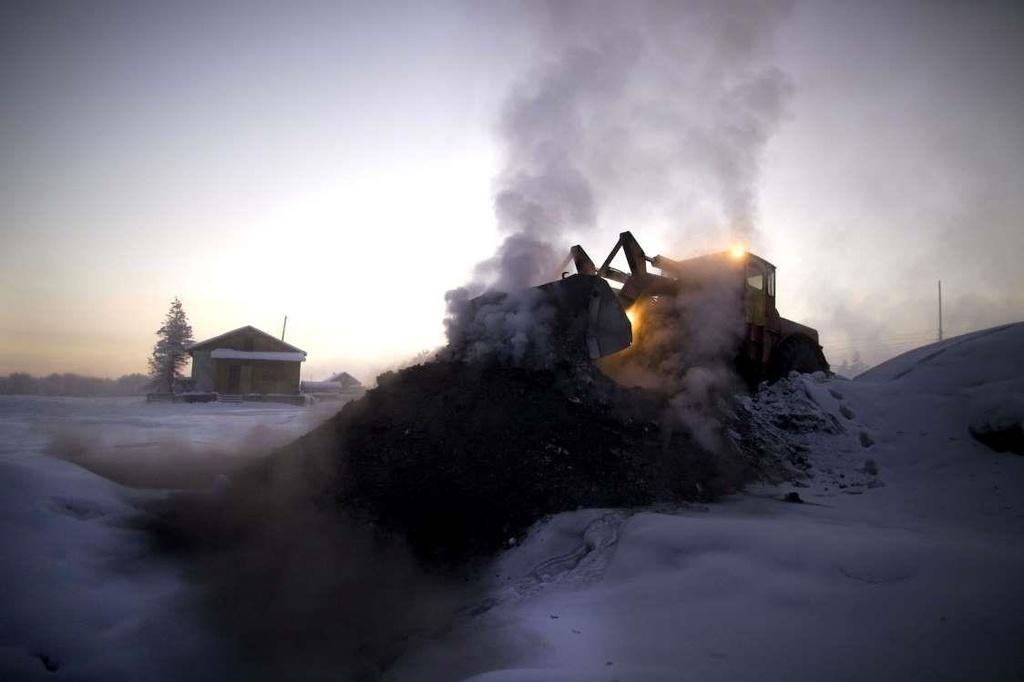Ngôi làng lạnh nhất thế giới, nhiệt độ chạm âm 71 độ C - Ảnh 4