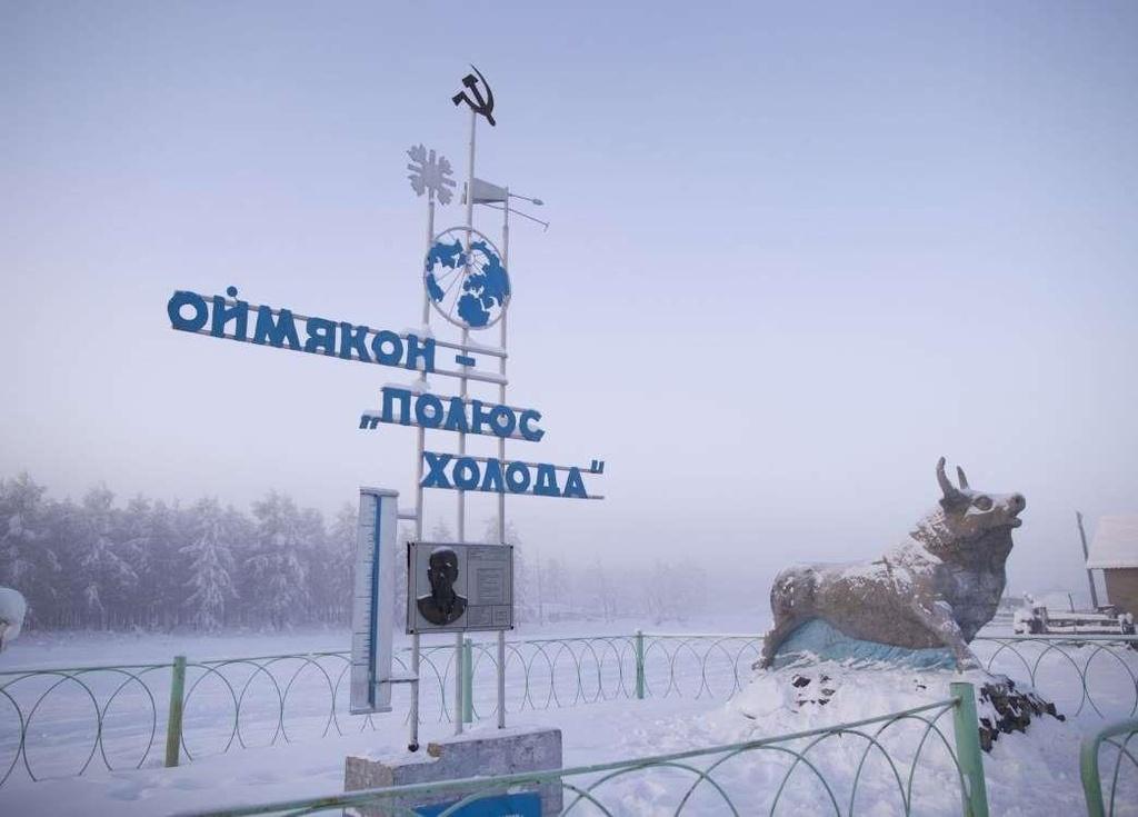 Ngôi làng lạnh nhất thế giới, nhiệt độ chạm âm 71 độ C - Ảnh 5