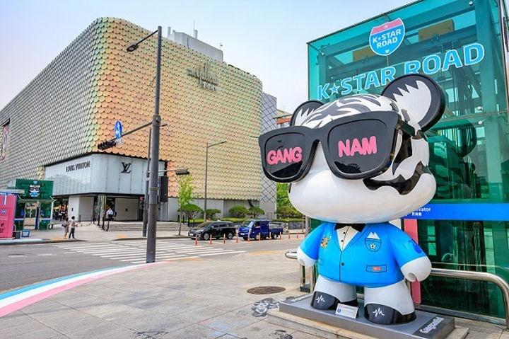 Ben trong khu Gangnam - vung dat noi tieng o Han Quoc hinh anh 7