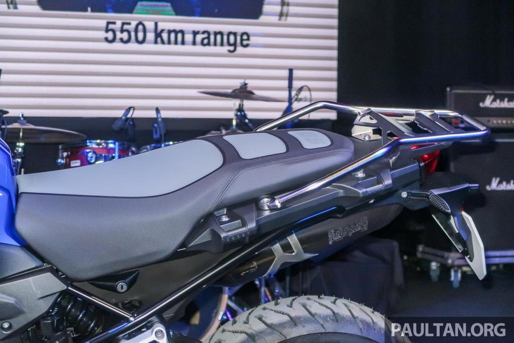 Moto 'phuot' BMW F850 GS Adventure ra mat thi truong Dong Nam A hinh anh 5