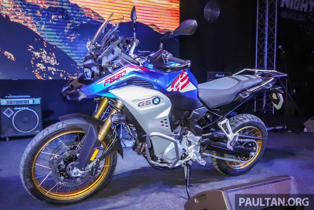 Moto 'phuot' BMW F850 GS Adventure ra mat thi truong Dong Nam A hinh anh 1