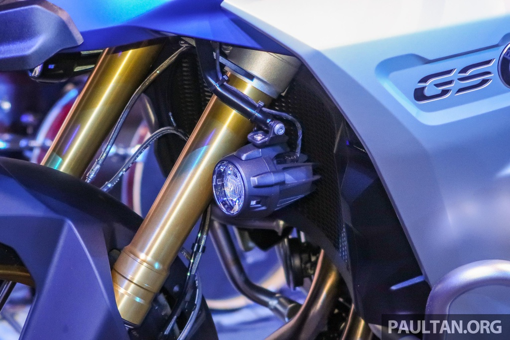 Moto 'phuot' BMW F850 GS Adventure ra mat thi truong Dong Nam A hinh anh 8