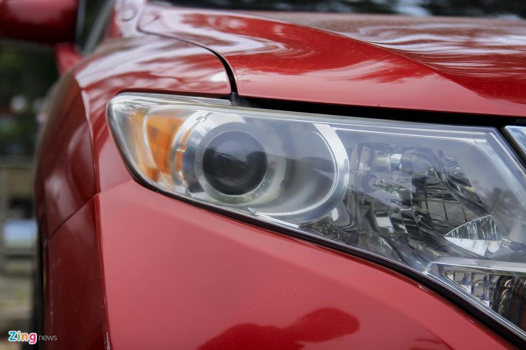 Toyota Venza 10 nam tuoi gia gan 800 trieu dong hinh anh 5