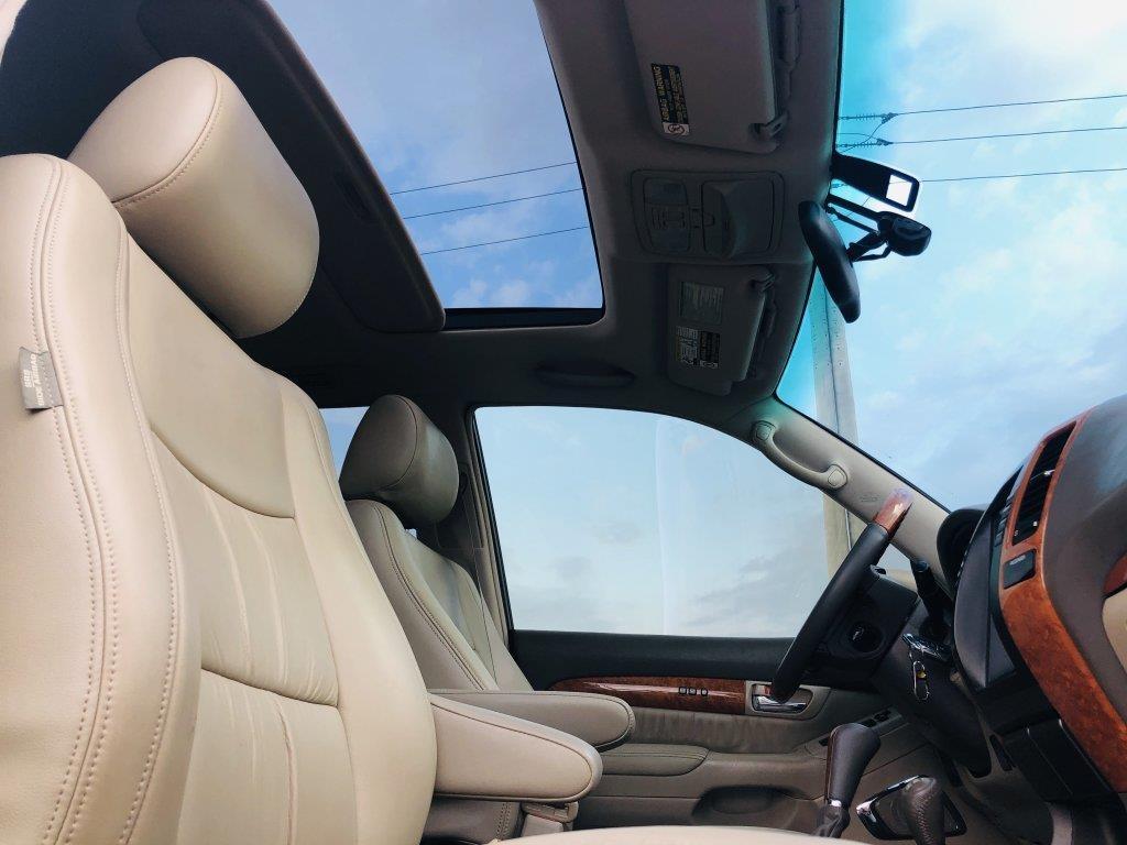 Chi tiet Lexus GX470 hon 10 nam tuoi gia gan 900 trieu dong hinh anh 9
