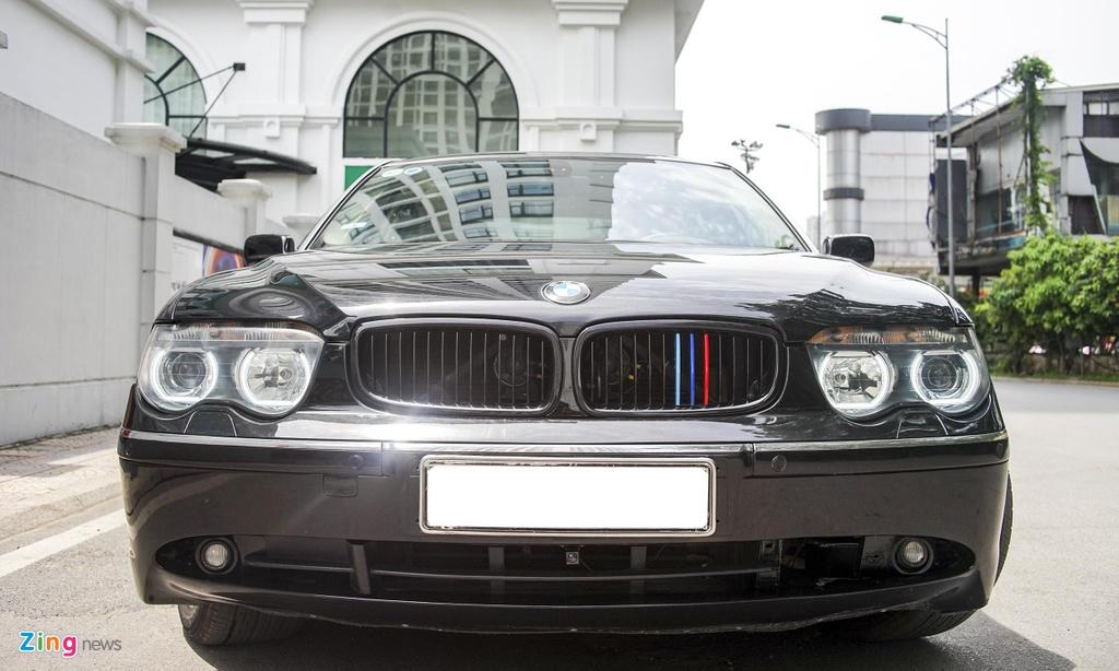 BMW,  730 Li,  xe cu,  thi truong anh 2