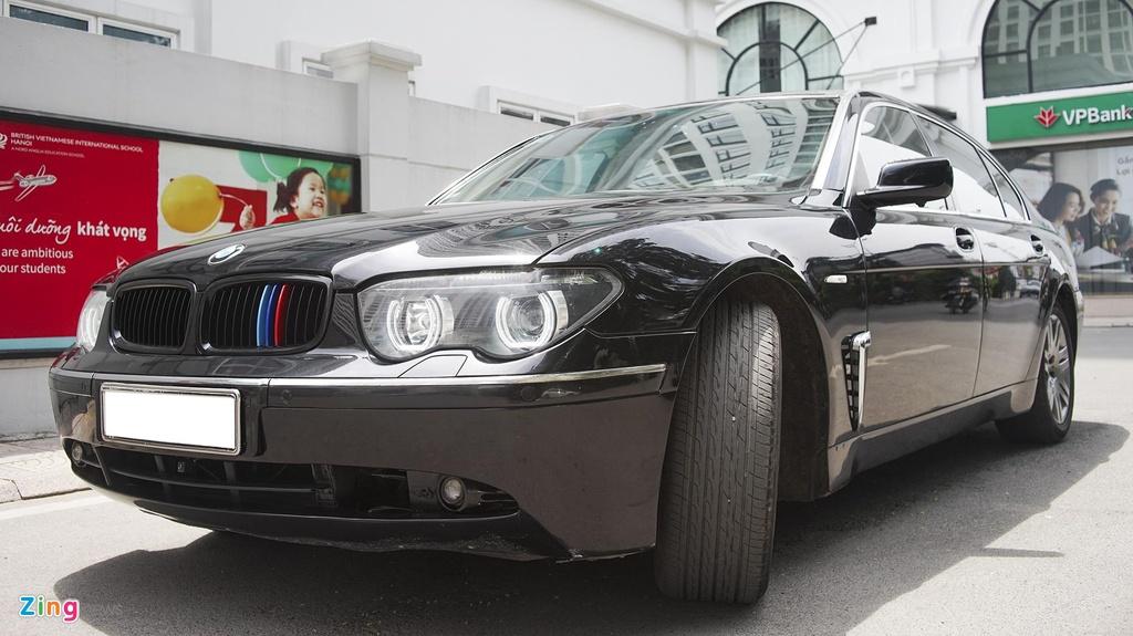 BMW,  730 Li,  xe cu,  thi truong anh 1
