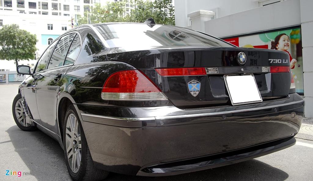 BMW,  730 Li,  xe cu,  thi truong anh 5