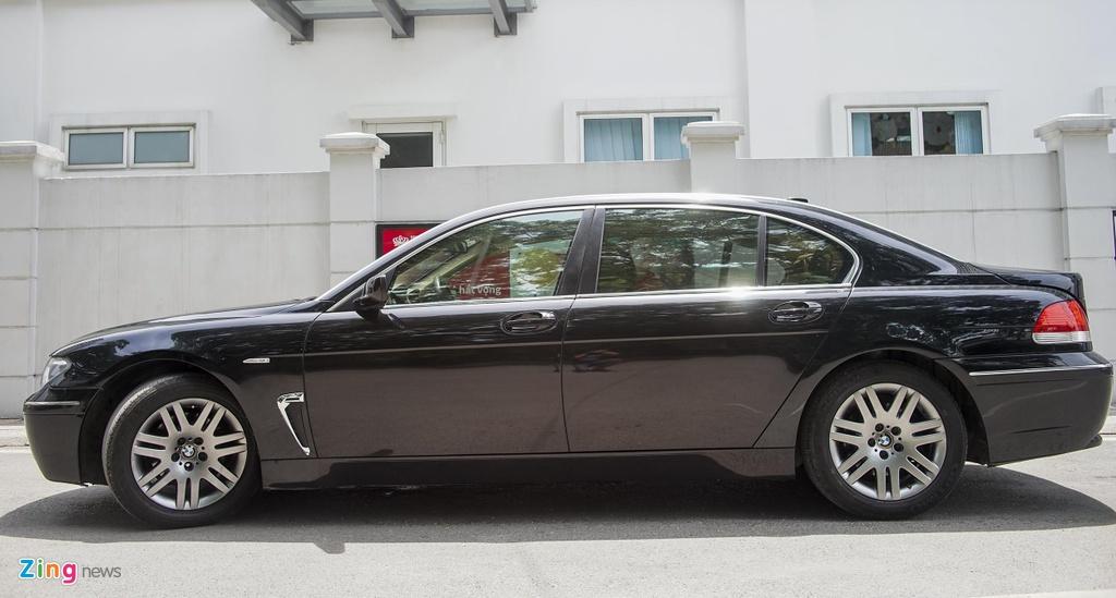 BMW,  730 Li,  xe cu,  thi truong anh 4