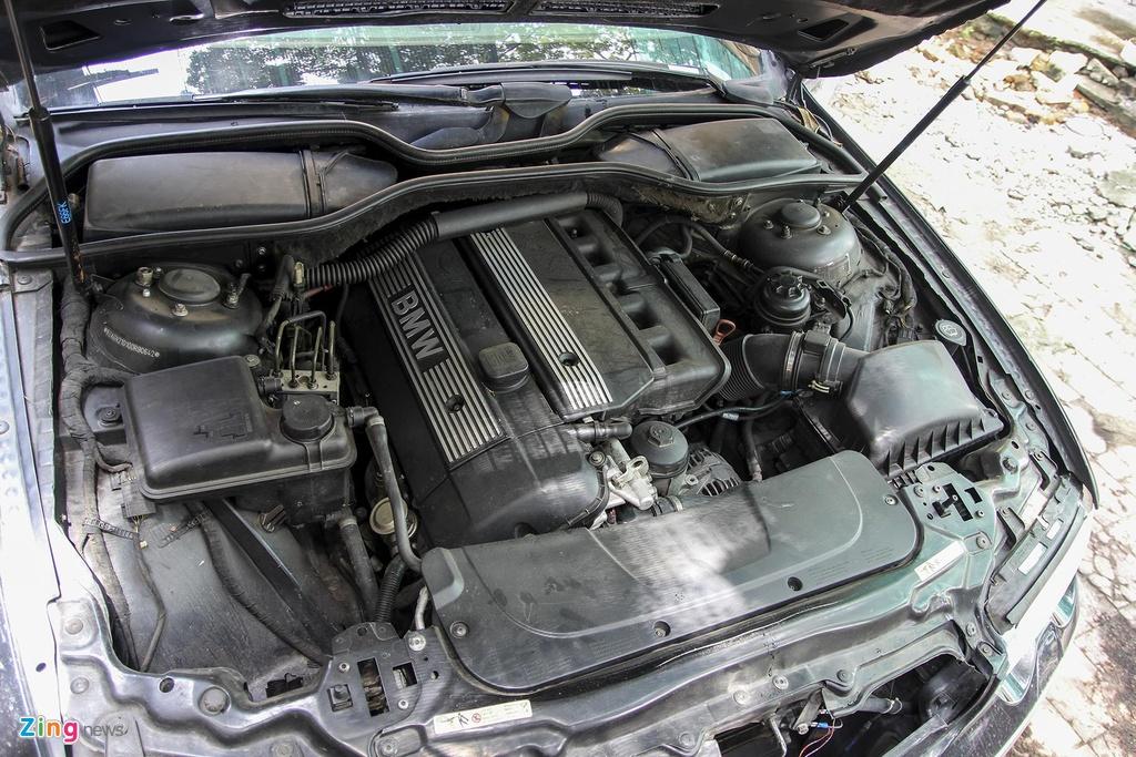 BMW,  730 Li,  xe cu,  thi truong anh 6