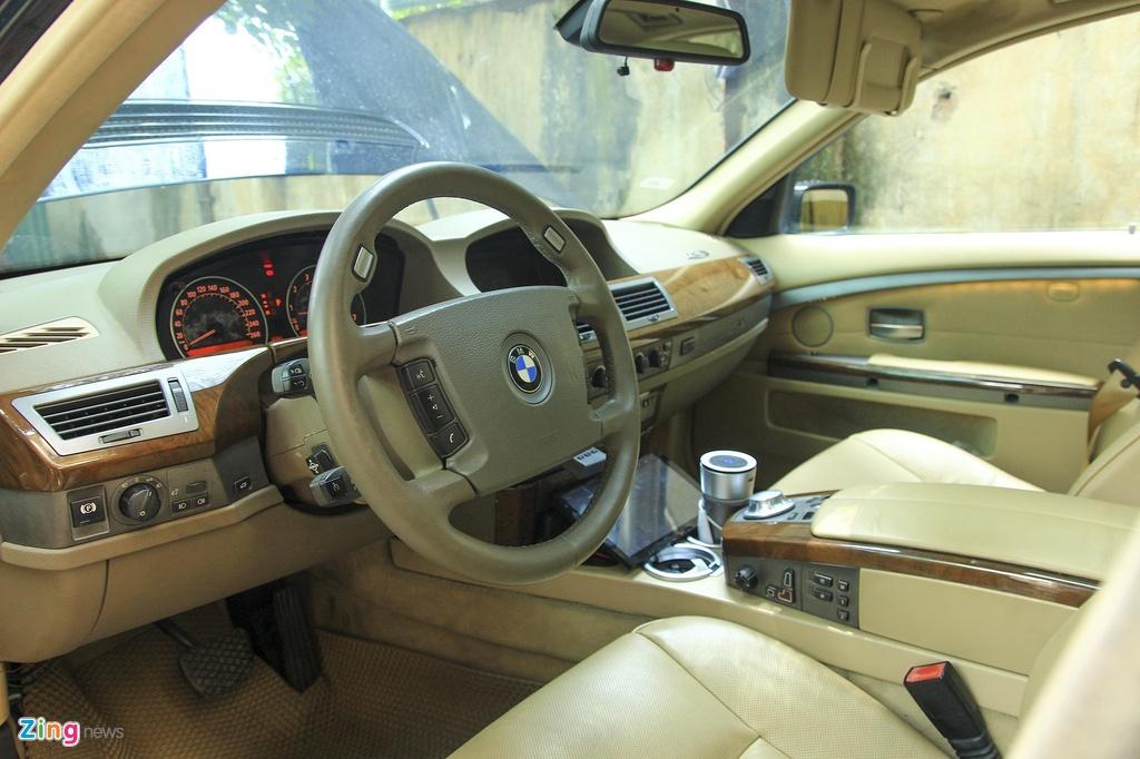 BMW,  730 Li,  xe cu,  thi truong anh 12