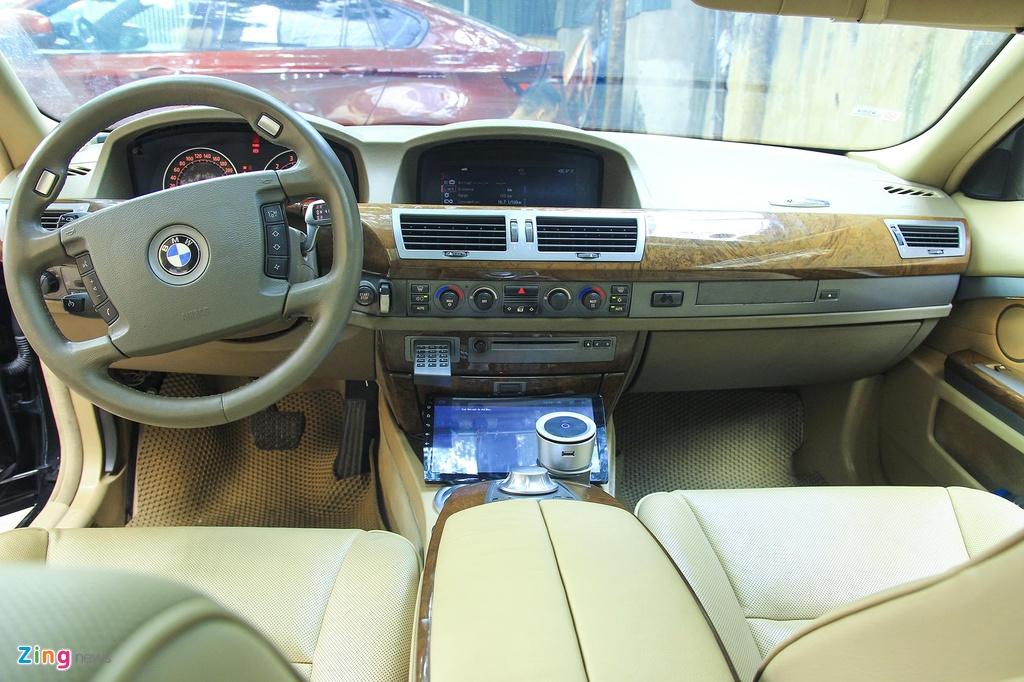 BMW,  730 Li,  xe cu,  thi truong anh 11