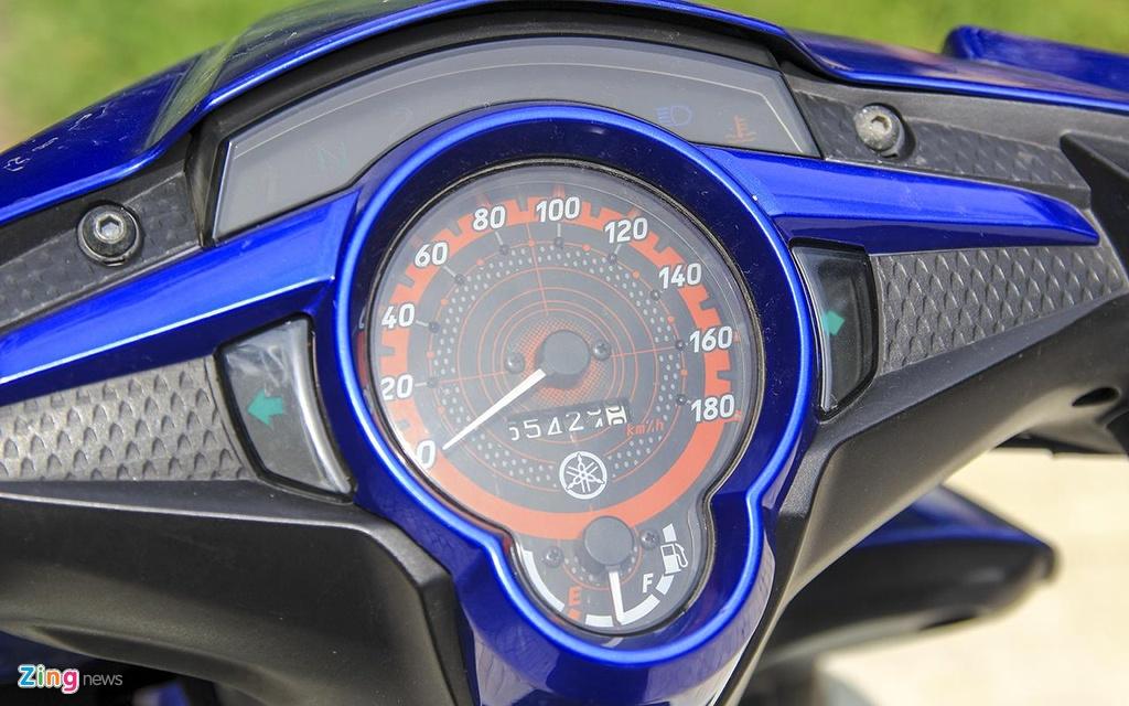 6 nhuoc diem o Yamaha Exciter 135 doi 2013 sau 55.000 km hinh anh 6