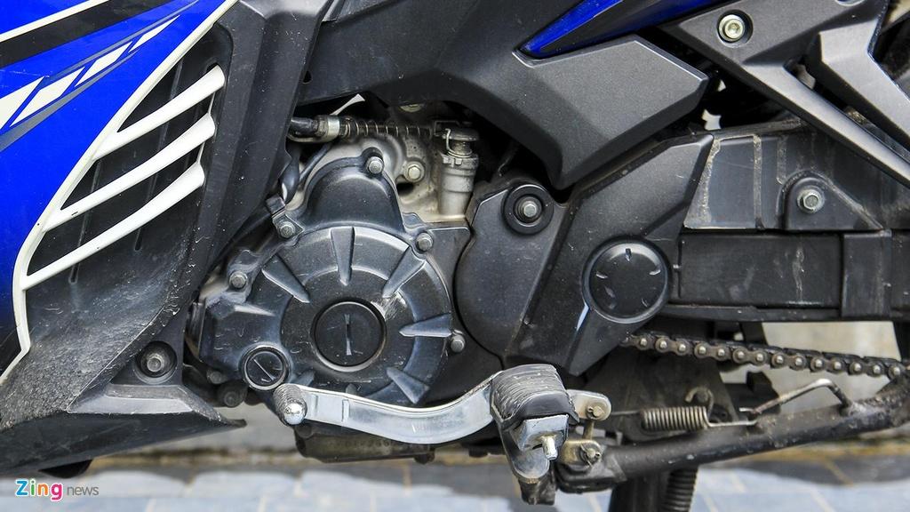 6 nhuoc diem o Yamaha Exciter 135 doi 2013 sau 55.000 km hinh anh 3