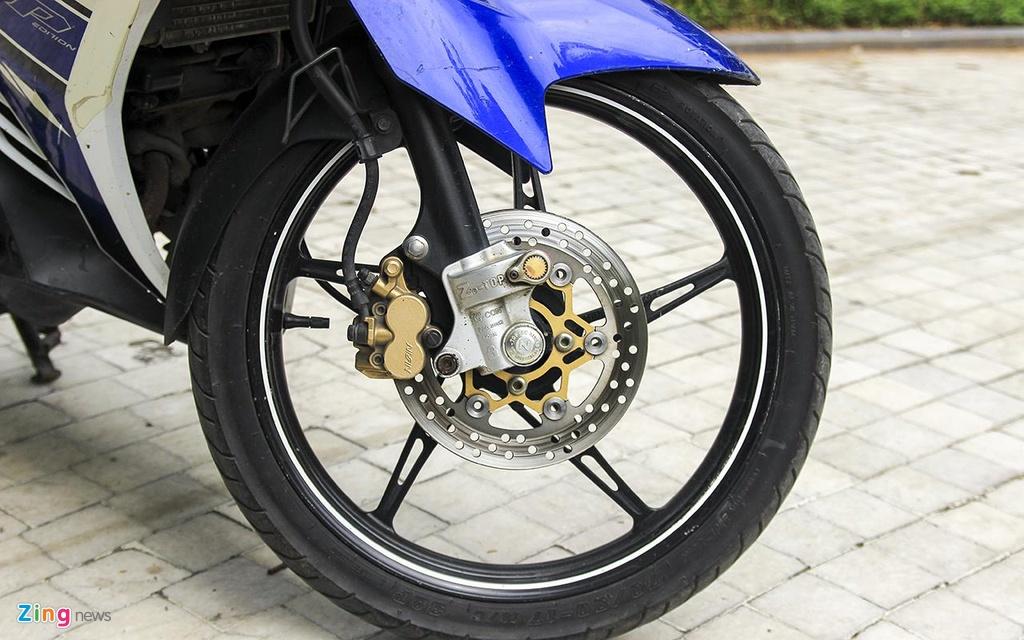 6 nhuoc diem o Yamaha Exciter 135 doi 2013 sau 55.000 km hinh anh 4