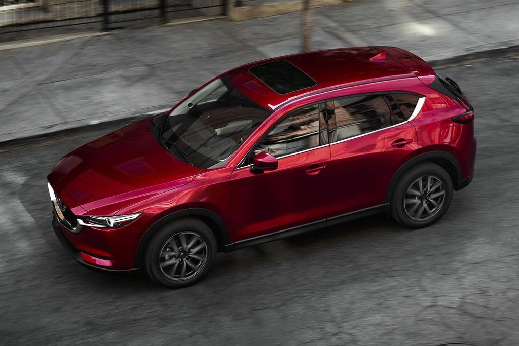 Nhung diem khac nhau lon nhat giua Mazda CX-8 va CX-5 hinh anh 4
