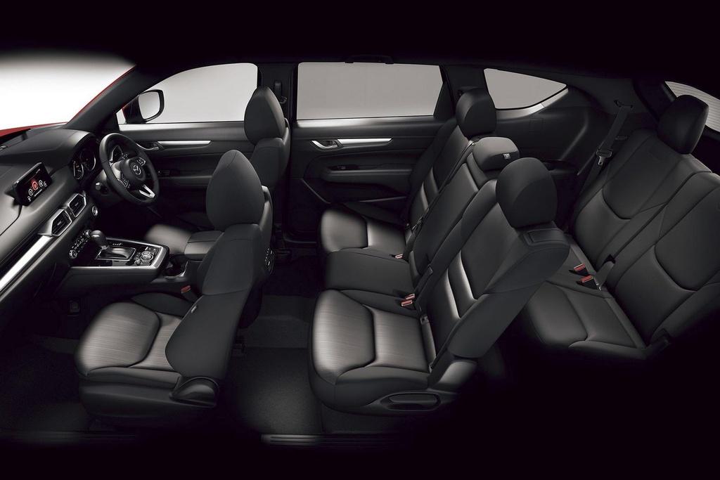 Nhung diem khac nhau lon nhat giua Mazda CX-8 va CX-5 hinh anh 9