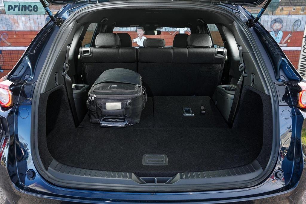 Nhung diem khac nhau lon nhat giua Mazda CX-8 va CX-5 hinh anh 7