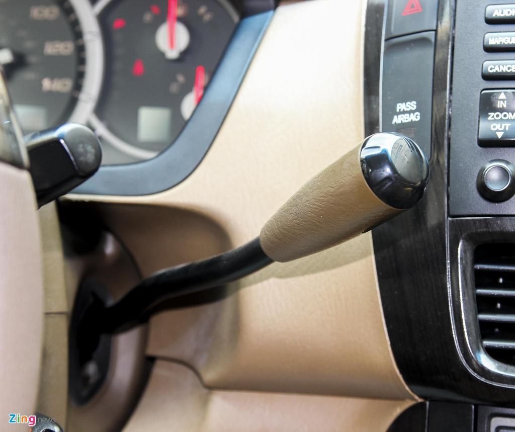 SUV 7 cho Honda Pilot 2007 gia 550 trieu co gi dac biet? hinh anh 8