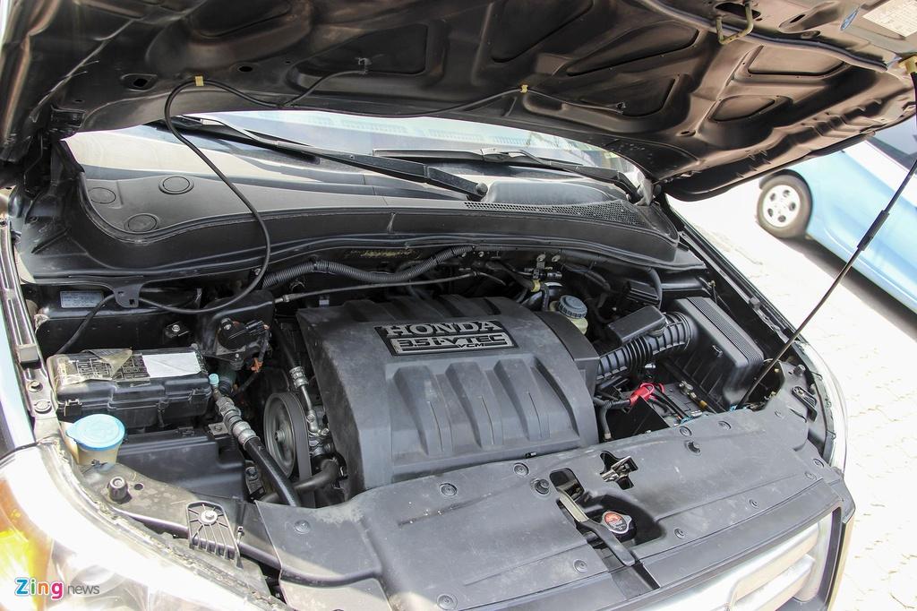 SUV 7 cho Honda Pilot 2007 gia 550 trieu co gi dac biet? hinh anh 10
