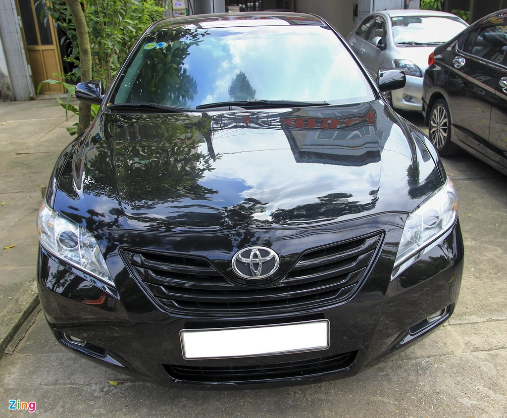 Toyota,  Camry,  xe cu,  thi truong anh 8