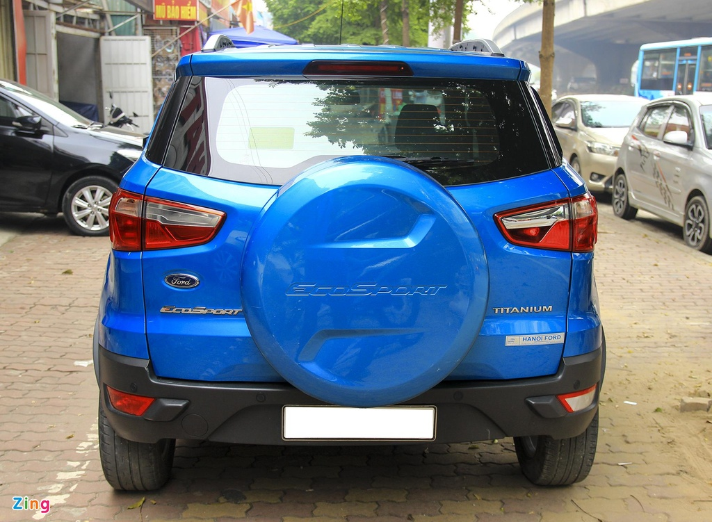 Ford,  EcoSport 2017,  thi truong,  xe cu anh 4