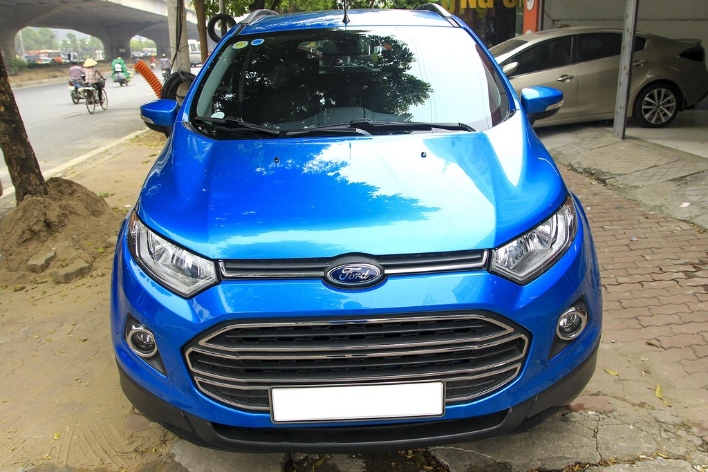 Ford,  EcoSport 2017,  thi truong,  xe cu anh 2