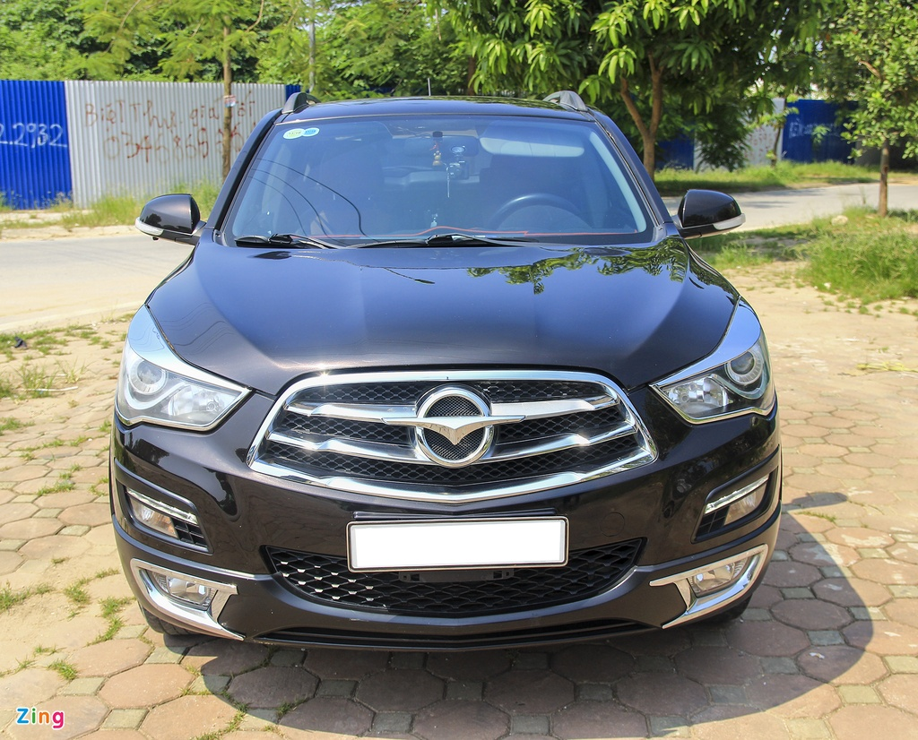 xe Trung Quoc,  Haima,  S5,  xe cu anh 1
