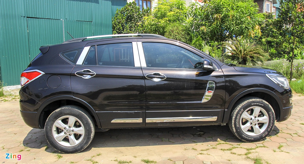 xe Trung Quoc,  Haima,  S5,  xe cu anh 2