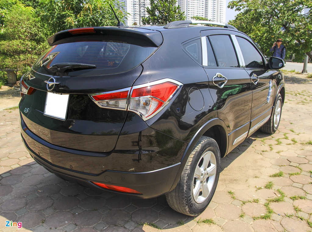 xe Trung Quoc,  Haima,  S5,  xe cu anh 3
