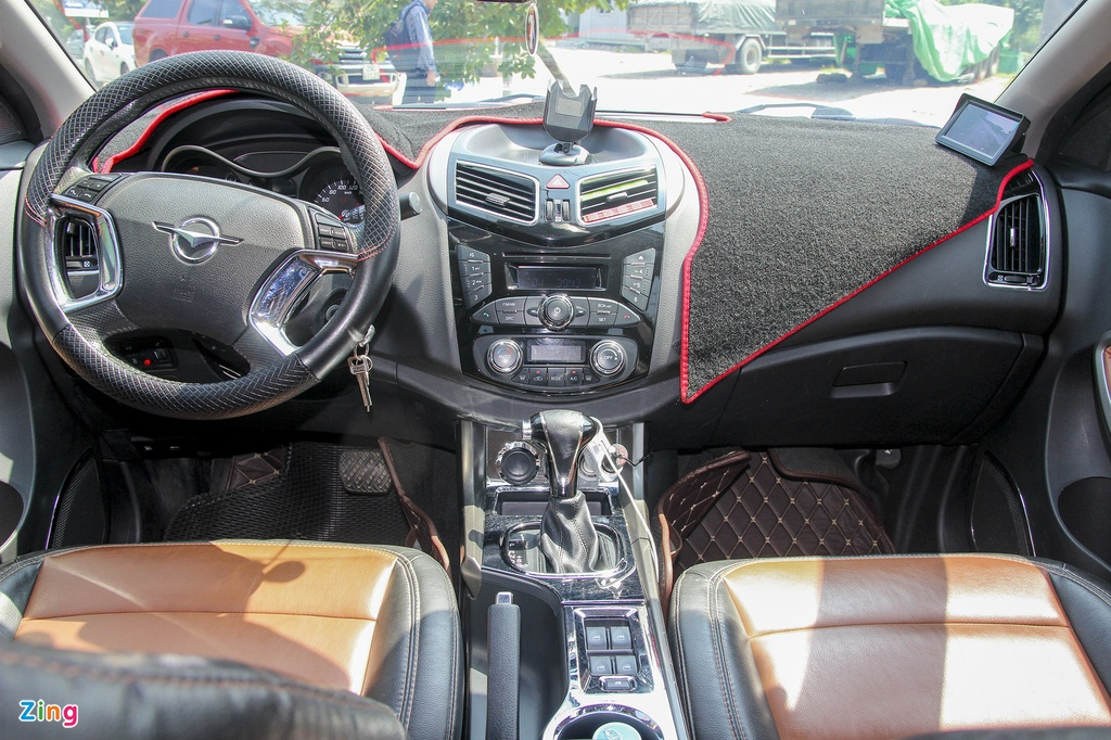 xe Trung Quoc,  Haima,  S5,  xe cu anh 6