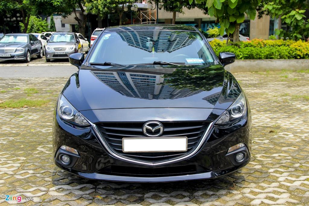 Co nen mua Mazda 3 2015 ban 1.5L? hinh anh 2