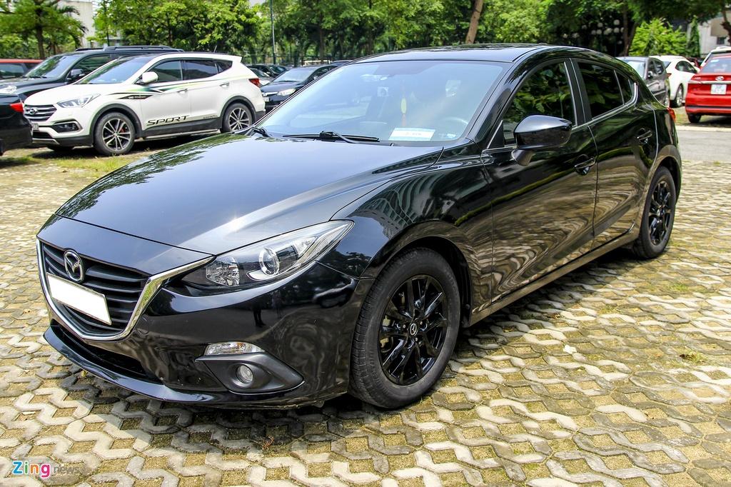 Co nen mua Mazda 3 2015 ban 1.5L? hinh anh 1
