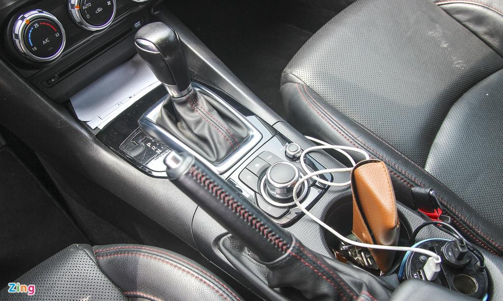 Co nen mua Mazda 3 2015 ban 1.5L? hinh anh 3
