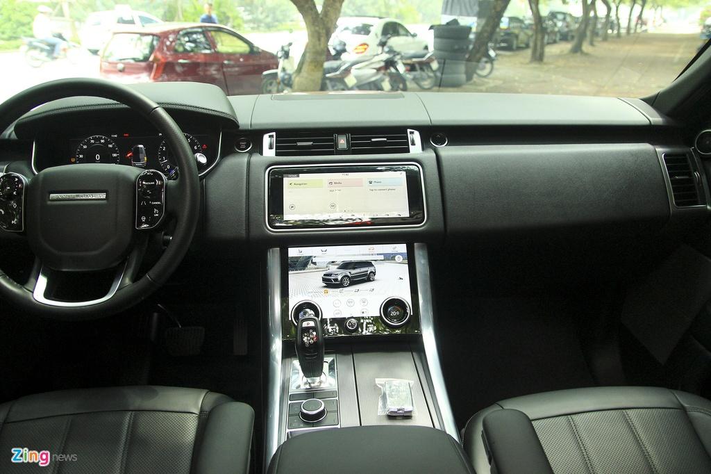 Range Rover Sport 2018,  Land Rover,  SUV,  xe sang anh 7