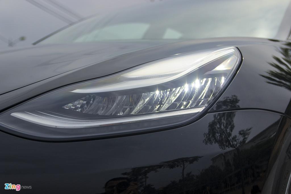 Xe dien Tesla Model 3 dau tien o Viet Nam hinh anh 8