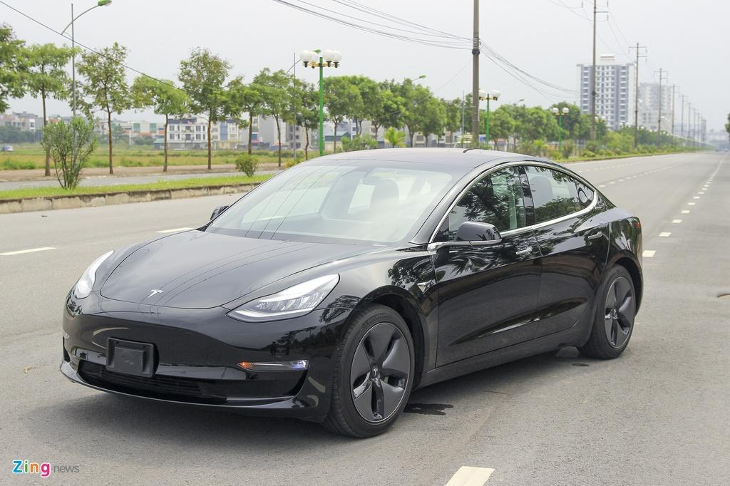 Tesla,  Model 3,  xe dien anh 9