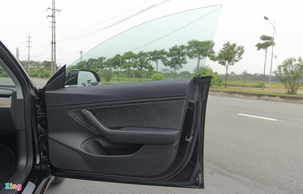 Xe dien Tesla Model 3 dau tien o Viet Nam hinh anh 20