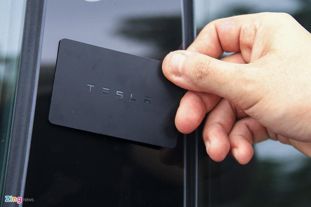 Xe dien Tesla Model 3 dau tien o Viet Nam hinh anh 19