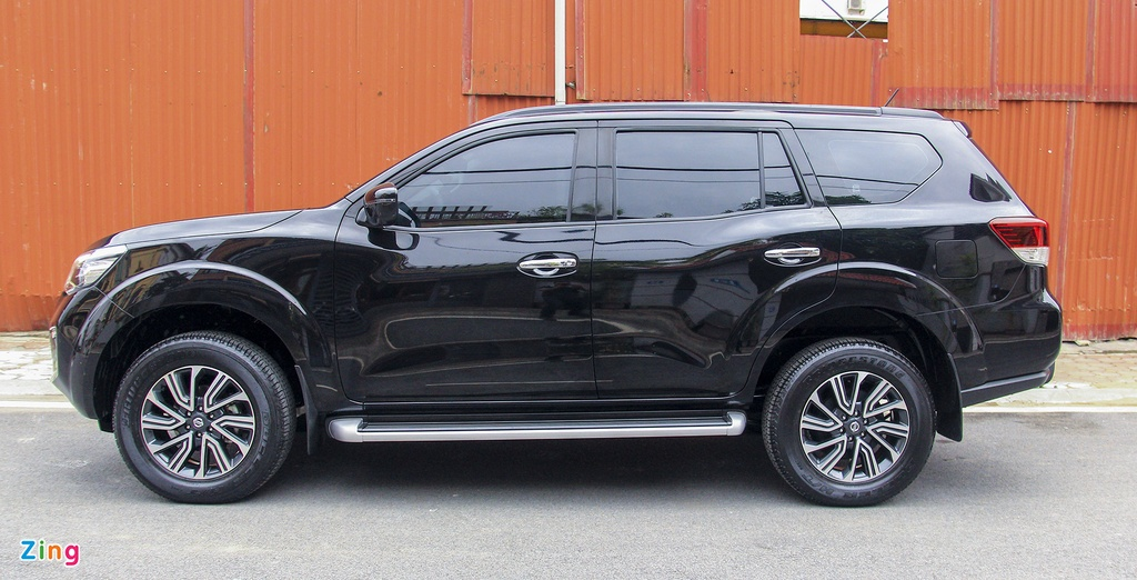 Nissan Terra 2019 chay luot hon 2.000 km, gia con 1,1 ty dong hinh anh 8