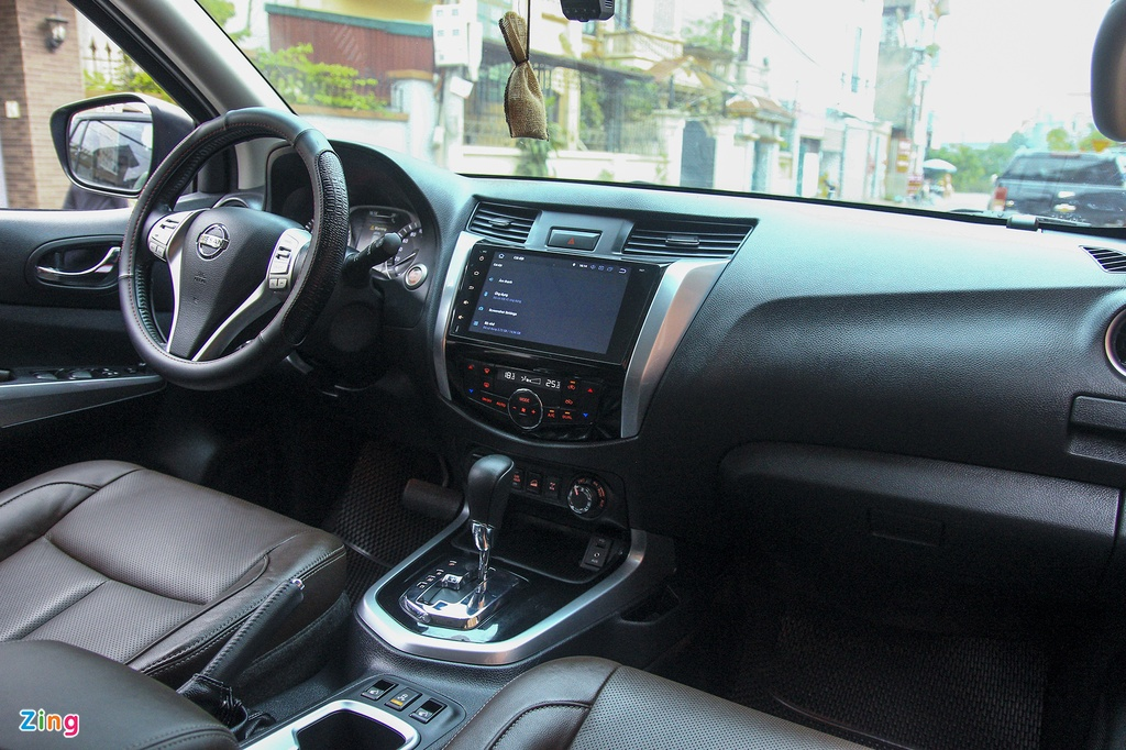 Nissan Terra 2019 chay luot hon 2.000 km, gia con 1,1 ty dong hinh anh 4