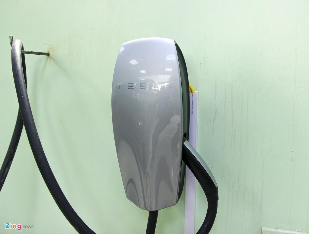 Xe dien Tesla Model 3 dau tien o Viet Nam hinh anh 32